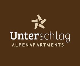 Alpenapartments Unterschlag Logo