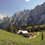 Wanderung zur Sonnenalm mit Gletscherblick (c) DAG-Strasser-HP